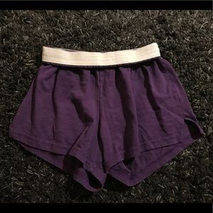 Soffe cozy cotton shorts